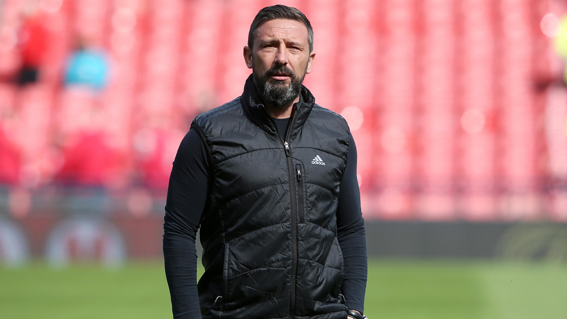 Aberdeen braced for official Sunderland approach for manager Derek McInnes