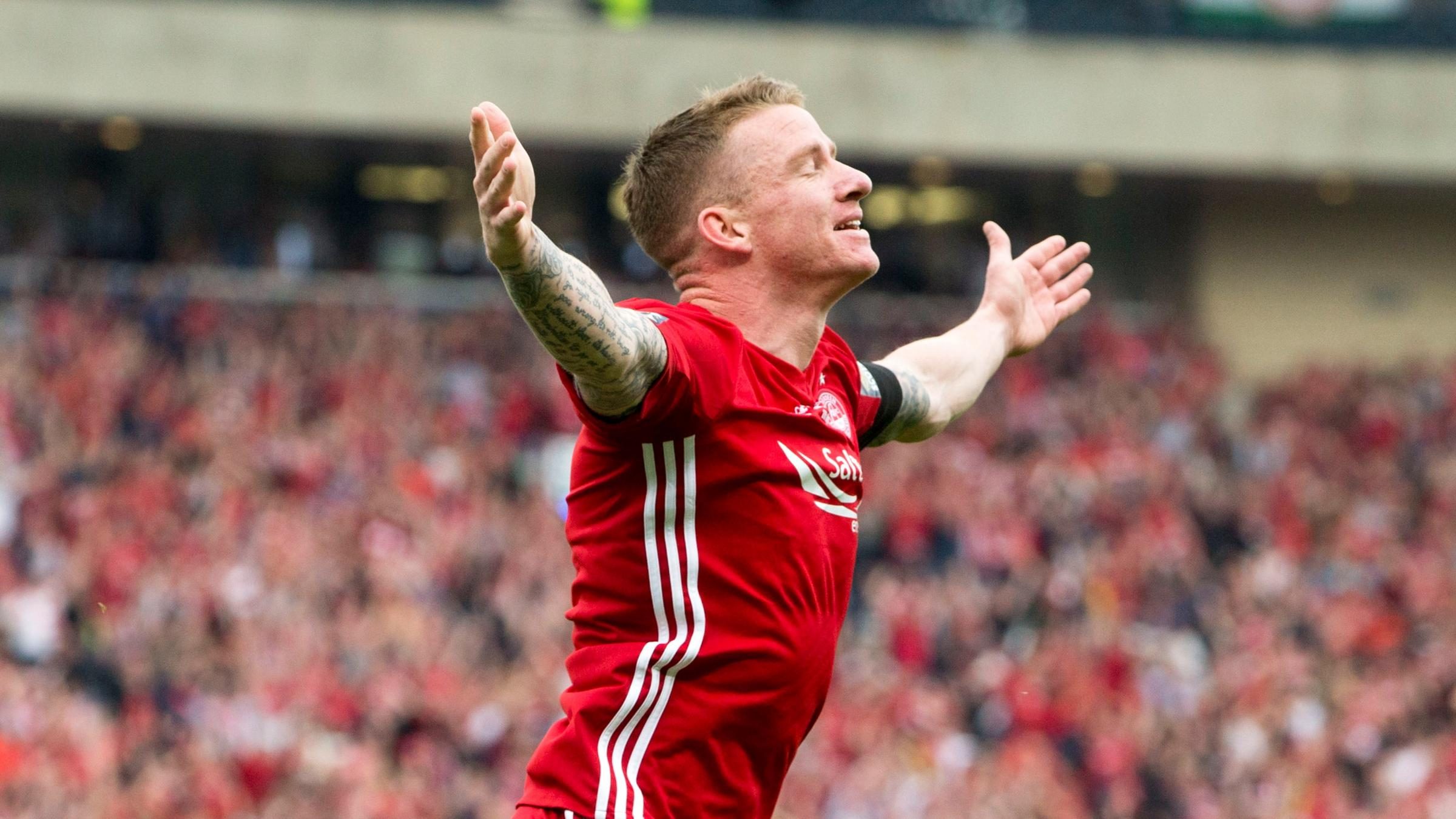 Jonny Hayes looks forward to Champions League with Celtic