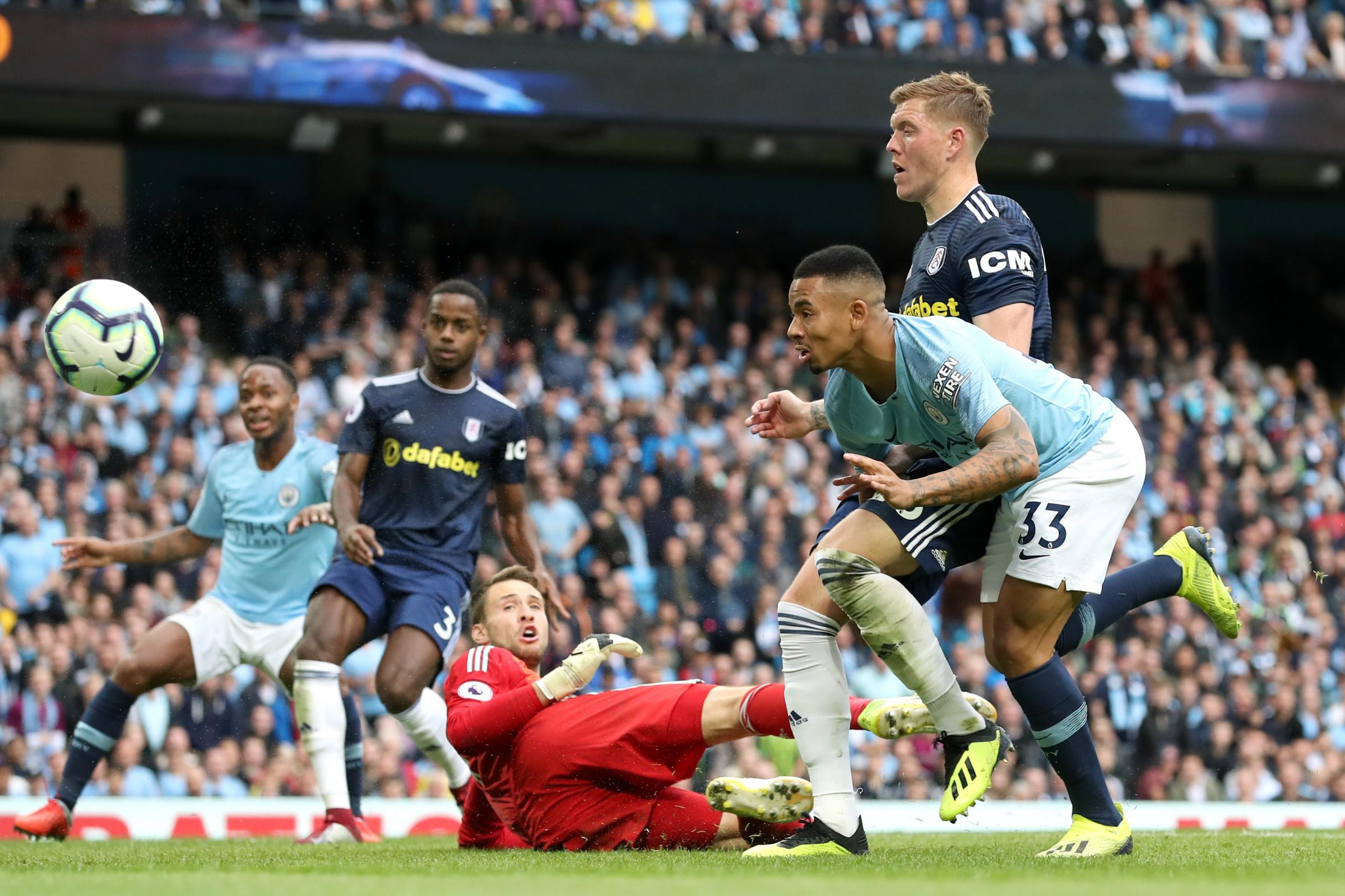 Pep Guardiola 'offended' with Manchester Metropolis stars for dropping possession towards Fulham